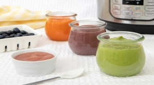 canned baby food product market