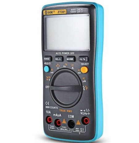 Increase in Adoption of Electronic Devices for Testing & Measurement Anticipated to Drive Global Handheld Digital Multimeter Market: KenResearch