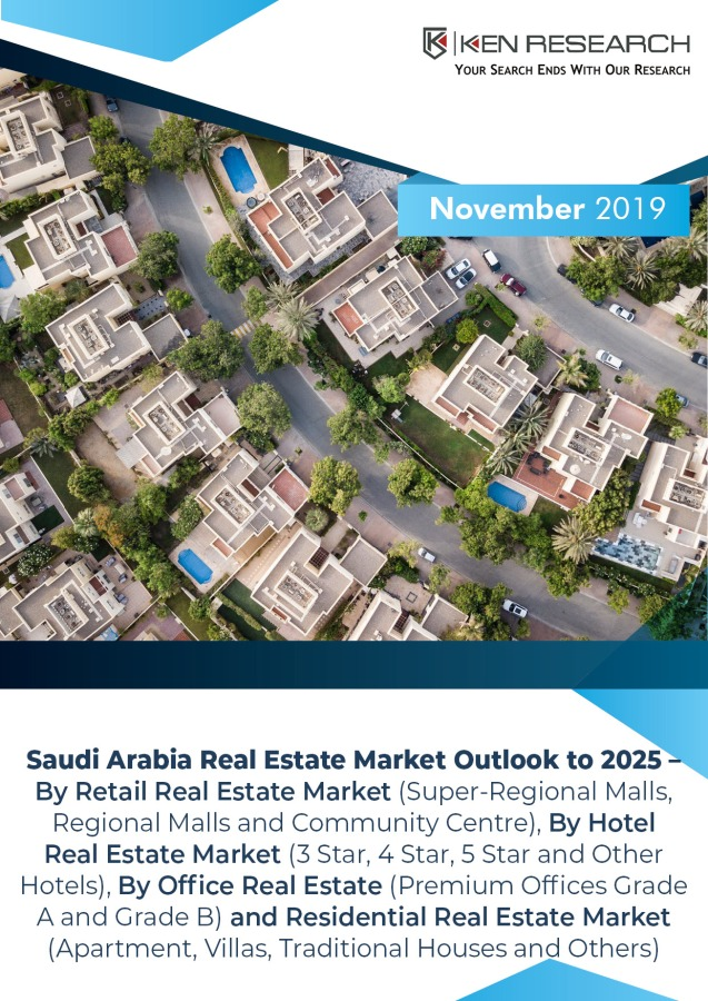 Saudi Arabia Real Estate Market is driven by initiatives taken by Ministry of Housing to increase the affordability housing coupled with Rising House Ownership Scenario and Implementation of White Land Tax: KenResearch