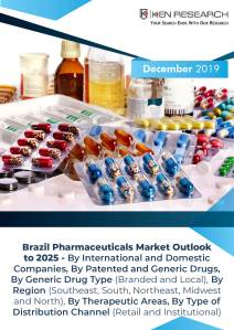 Brazil Pharmaceuticals Market Cover Page