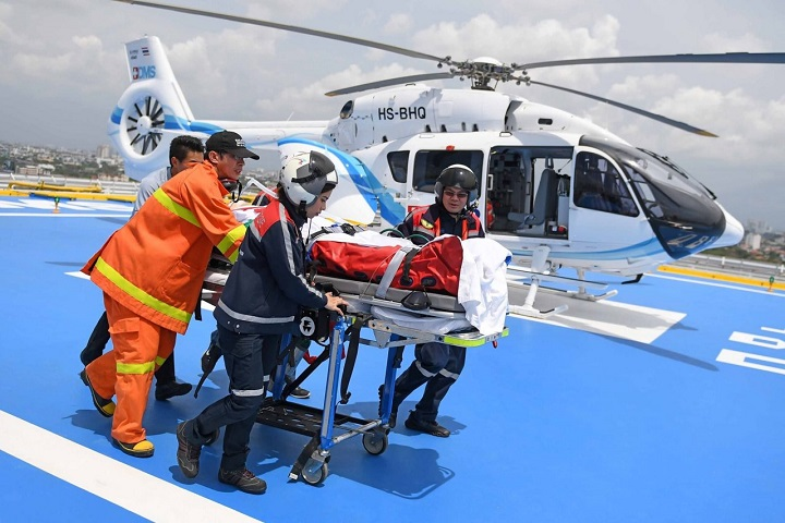 Growth in Medical Infrastructure Anticipated to drive Global Air Ambulance Market over the Forecast Period: Ken Research