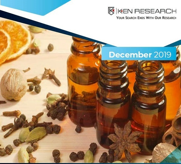 Global Oleoresin Market Research Report And Outlook: Ken Research