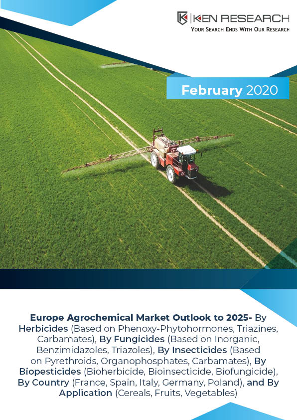 Europe Agrochemical Market Outlook to 2025: Ken Research