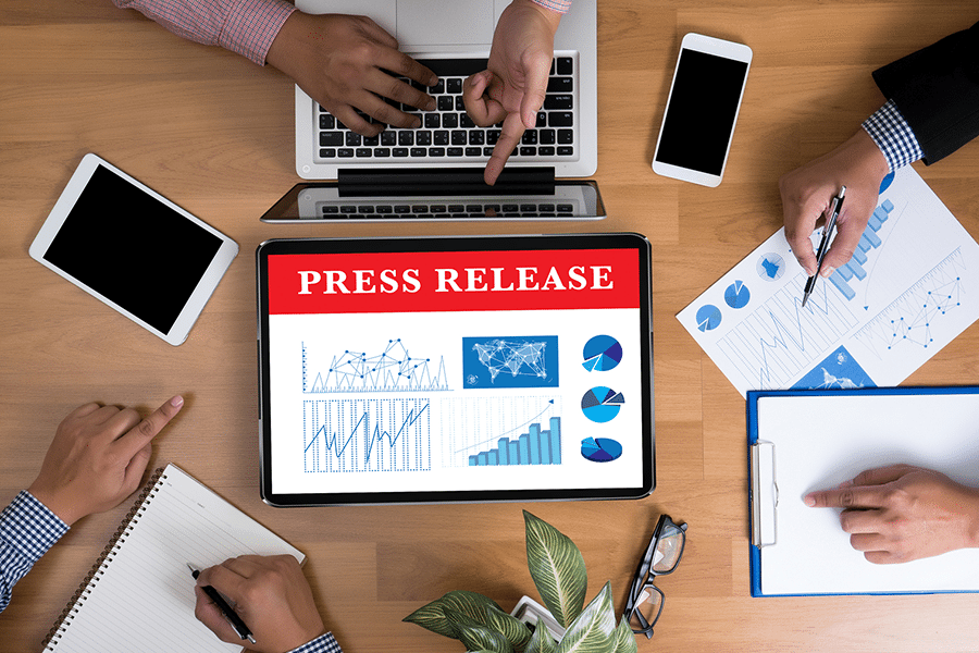 Free Press Release Distribution Site: KenResearch