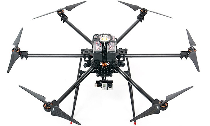 Global Multi Rotor Drone Market Research Report: Ken Research