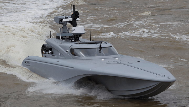 Global Unmanned Surface Vehicle Market Research Report And Forecast: Ken Research