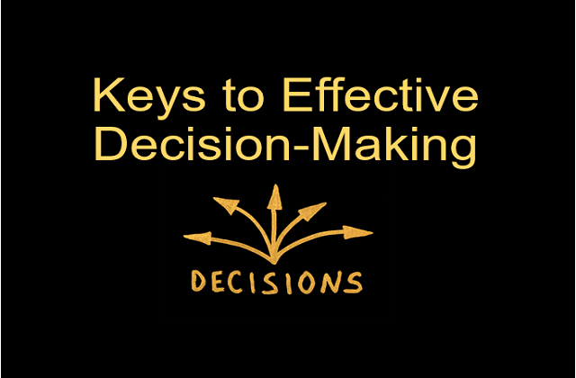 Decision Making Vital to Every Organisation: KenResearch