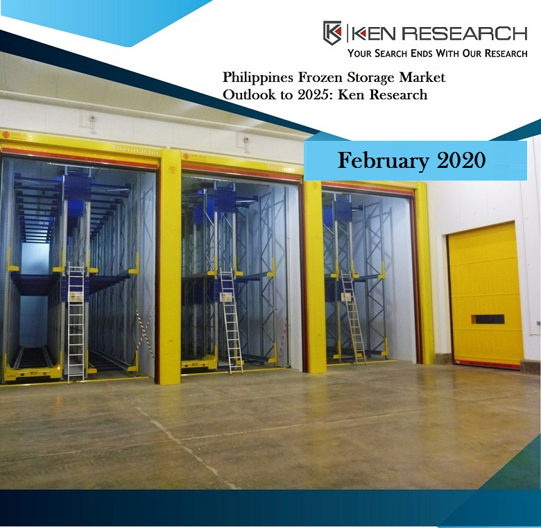 Philippines Frozen Storage Market Outlook to 2025: KenResearch