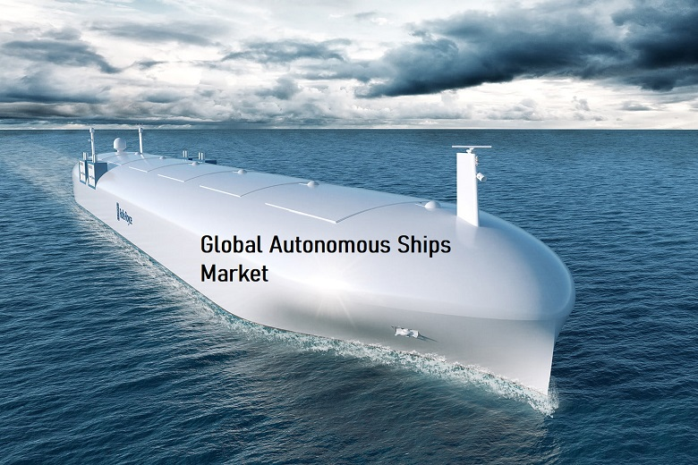 Increasing Trends In Global Autonomous Ships Market Outlook: Ken Research
