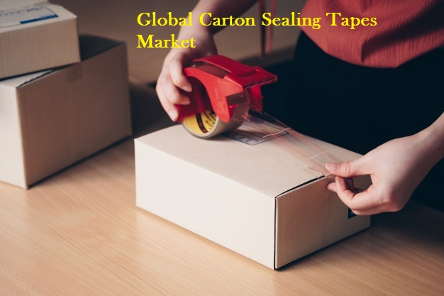 Rise in Production of Corrugated Boxes & Cartons Anticipated to Drive Global Carton Sealing Tapes Market: KenResearch