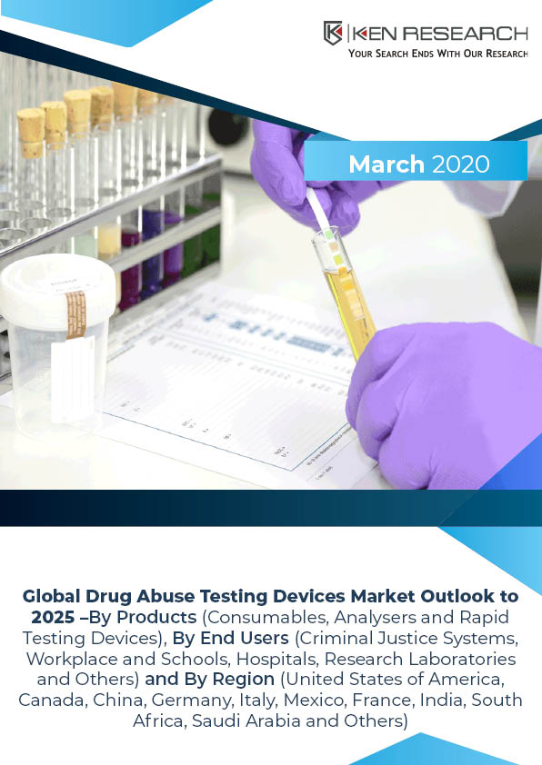 Global Drug Abuse Testing Devices Market Outlook to 2025: Ken Research