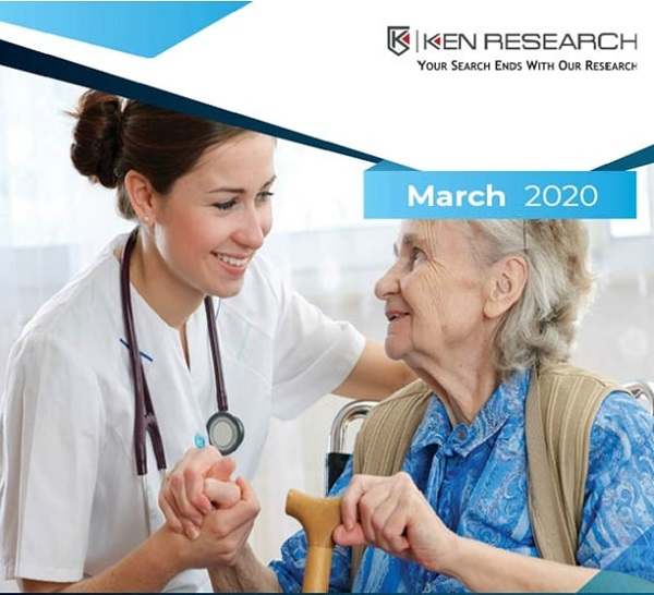 Global Home Healthcare Market growth led by Rising Geriatric Population, Surge in Cost of Institutional Care and Increasing Demand for Home Healthcare Services in Developing Countries: Ken Research