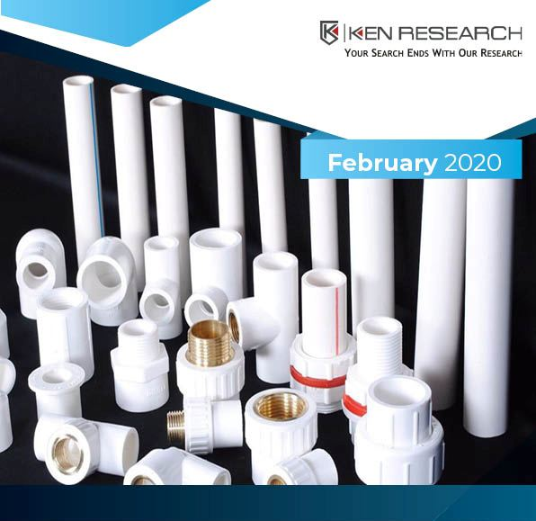 Indonesian Government's Major Focus on Infrastructure Development of Housing Units, Water Supply and Irrigation Driving Demand for Plastic Pipes and Fittings during 2014-2019: KenResearch