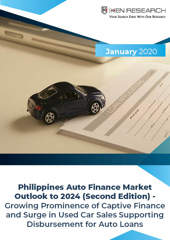 Philippines Auto Loan Outstanding is Expected to Reach around PHP 1,026.6 Billion by 2024: KenResearch
