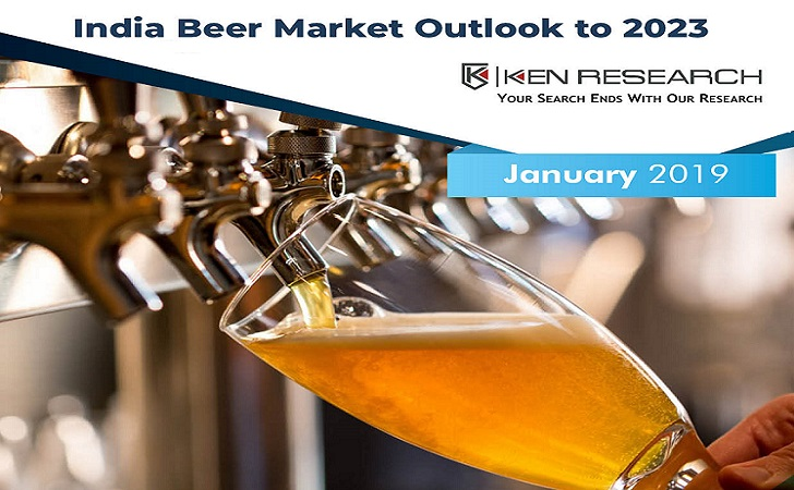 India Beer Market Cover Page