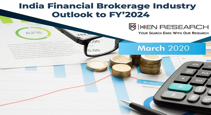 India Financial Brokerage Industry Cover Page