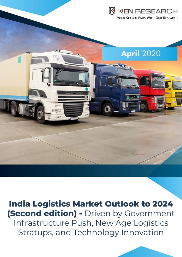 India Logistics Market Outlook to 2024: KenResearch