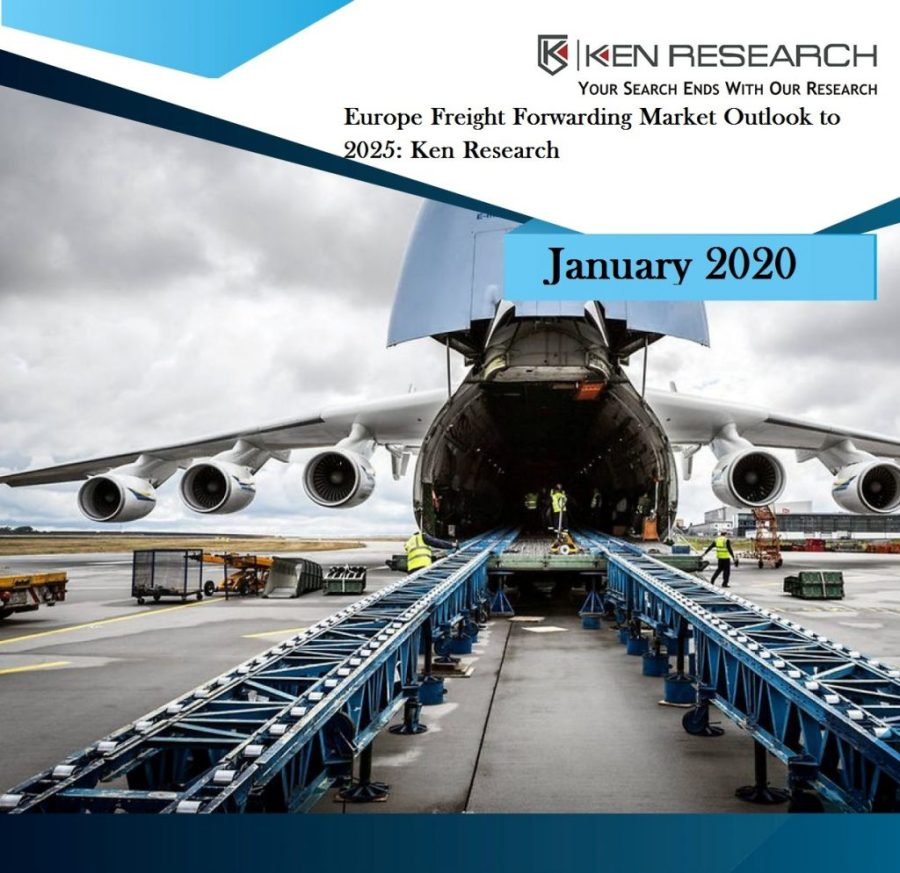 Europe Freight Forwarding Market is expected to report Revenues over EUR 900 billion by 2025: Ken Research