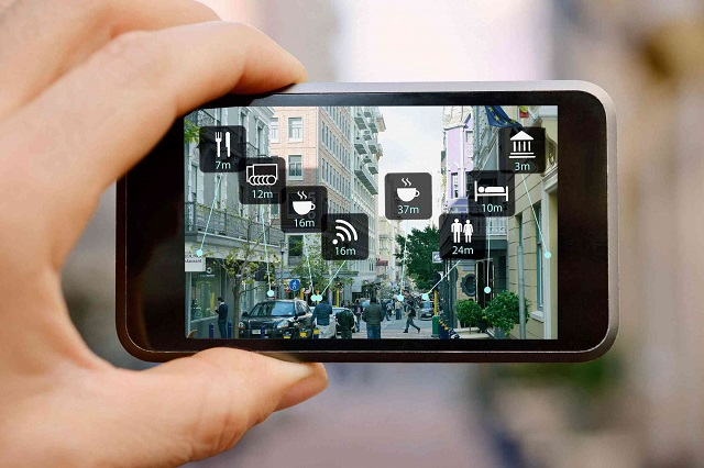 Global Augmented Reality Mobile Application Market