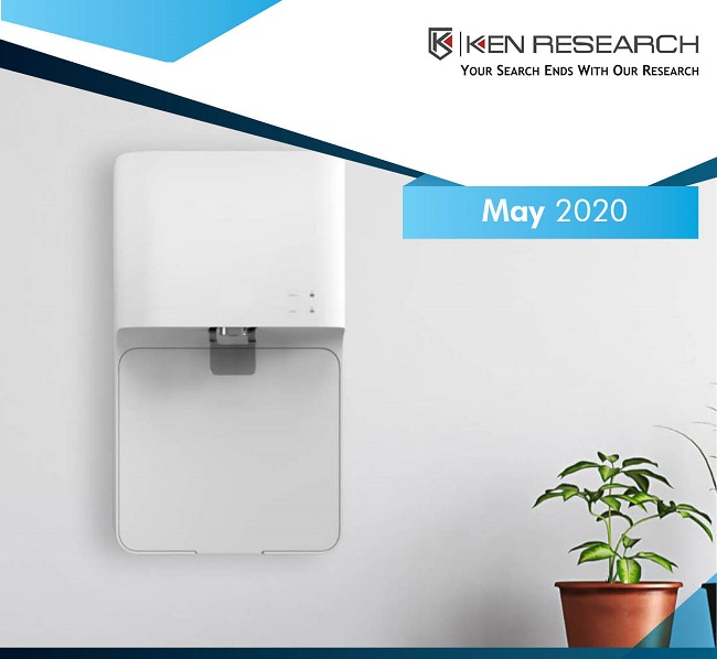 India Water Purifier Market is Expected to reach INR 6,540 Crore by FY'2025: Ken Research