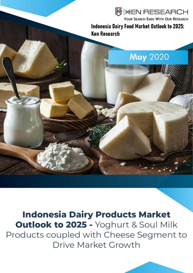 Indonesia Dairy Food Market Outlook to 2025: KenResearch