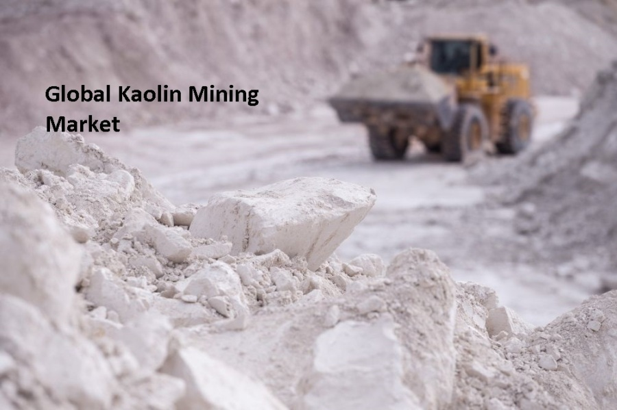 Supported Properties Coupled with Increase in Industrialization to Drive the Demand Kaolin Mining Market: KenResearch