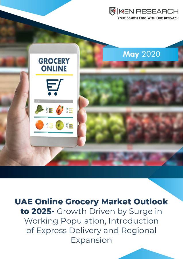 UAE Online Grocery Delivery Market is Expected to Register GMV worth AED 3 Billion by 2025: KenResearch