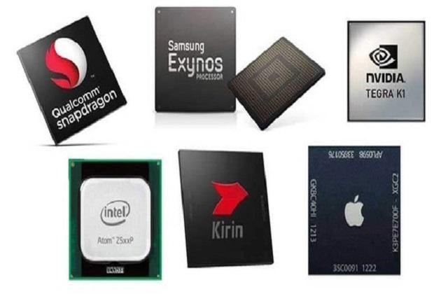 Global Handheld Device Processors Market