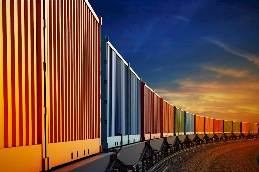 Rise in Industrial and Cross-Border Trade Activities Expected to Drive Global Rail Freight Market: KenResearch