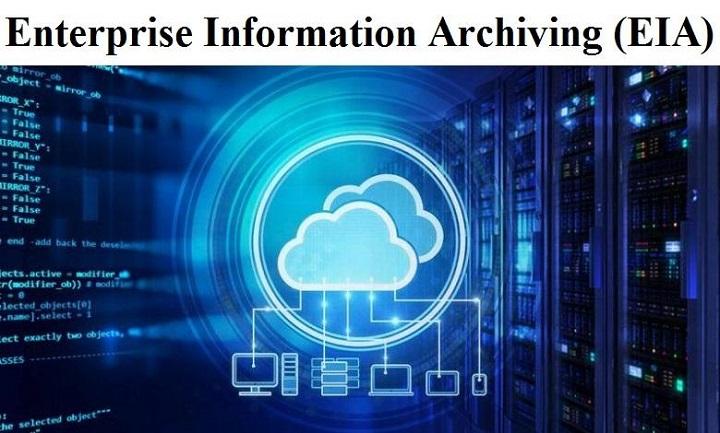 Growing Trends across Enterprise Information Archiving Market Outlook: KenResearch