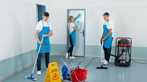 Rise in Focus on Health Hygiene among People Expected to Drive Global Industrial Cleaning Services Market: KenResearch