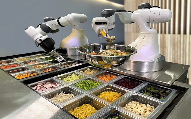 Global Food Robotics Market