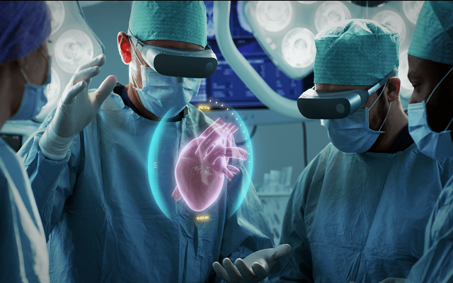 Global Healthcare Augmented Reality and Virtual Reality Market
