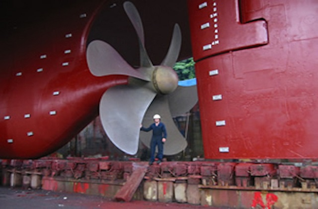 Different Increasing Trends in World Marine Propeller Market Outlook: Ken Research