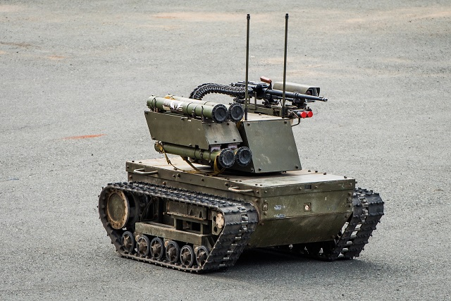 Rise in Demand for Unmanned Ground Vehicles for Counter Insurgency Operations Expected to Drive Europe Military Robots Market: KenResearch