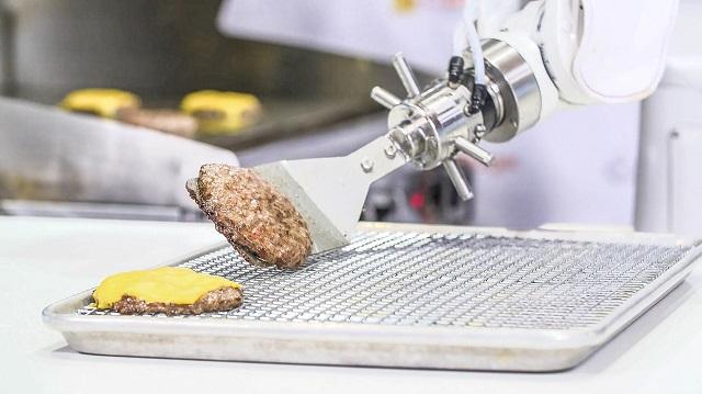 Europe Food Robotics Market