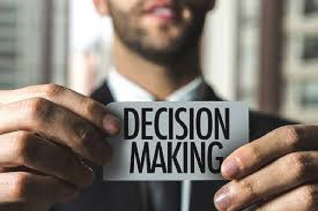 Key to Success Right Decisions, Importance of Decision Making, Identify Decision Maker in Company: KenResearch