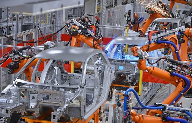 North America Automotive Robotics Market