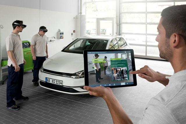Asia Pacific Automotive Augmented Reality and Virtual Reality Market