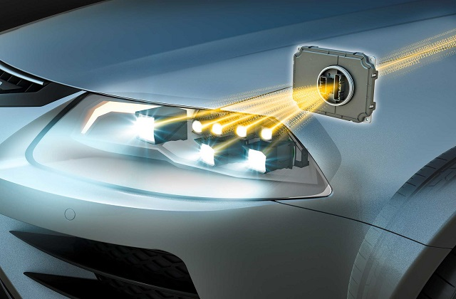 Asia Pacific Automotive Intelligent Lighting Market