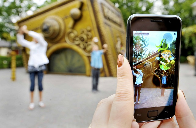 Asia Pacific Mobile Augmented Reality Market