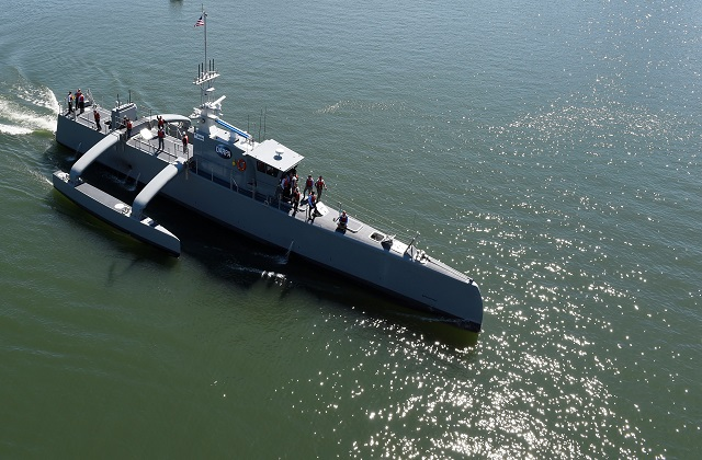 Asia Pacific Unmanned Maritime Vehicles Market
