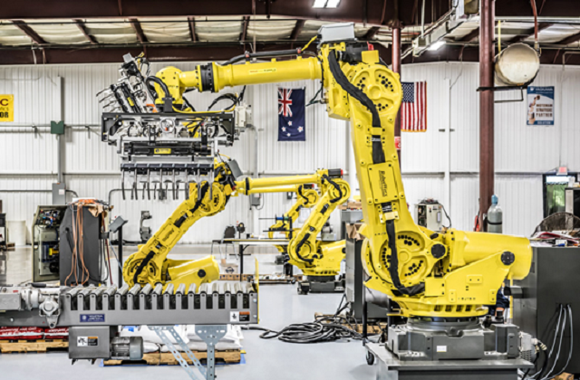 Europe Material Handling Robotics Market