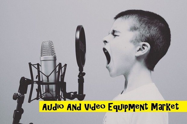 Global Audio and Video Equipment Market Research Report: KenResearch