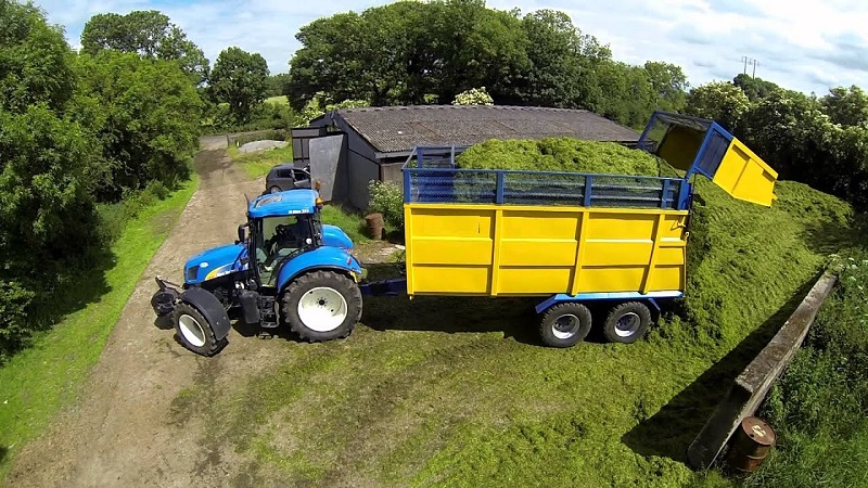 Global Silage Trailers Market Research Report: KenResearch