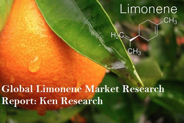 Rise in Demand for Natural Cosmetic Ingredients Expected to Drive Global Limonene Market: KenResearch