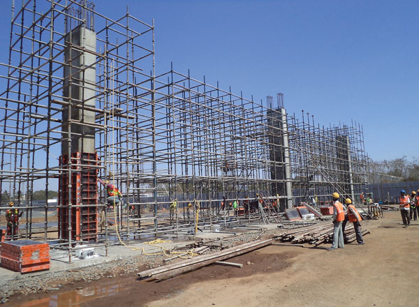 Global Scaffolding and Formwork Market Is Anticipated To Foster Owing To Increasing Demand From Residential Construction Segment: KenResearch