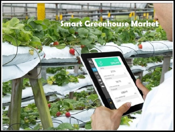 Global Smart Greenhouse Irrigation System Market Research Report: KenResearch