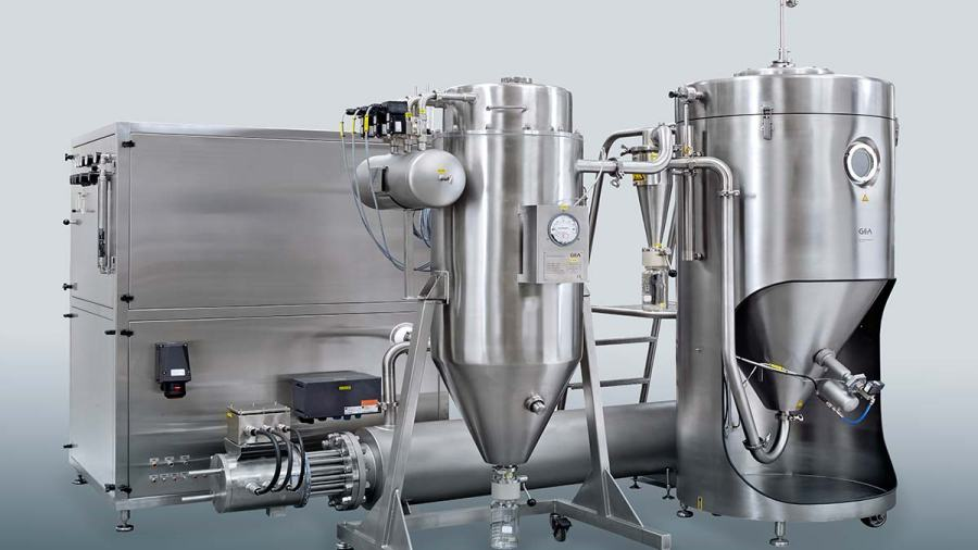 Global Spray Drying Equipment Market Outlook: KenResearch